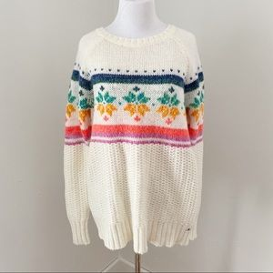 American Eagle Holiday Sweater